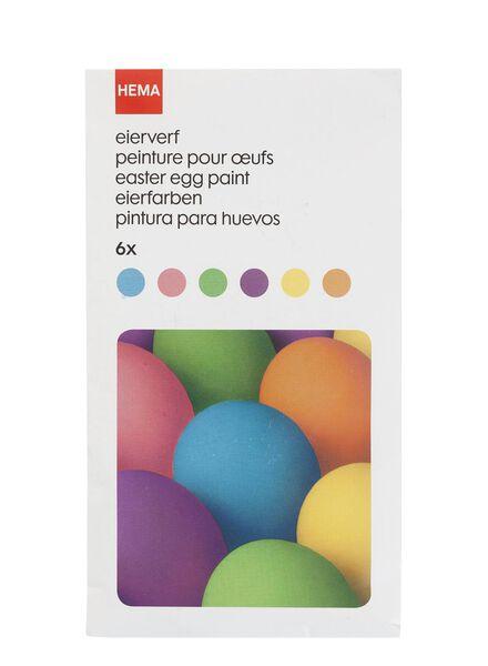 peinture pour œufs - 25880112 - HEMA