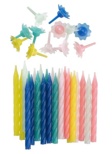 24-pack cake candles - 14230048 - hema