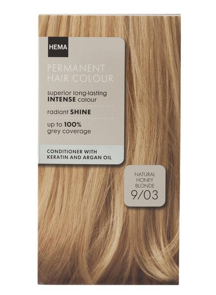 hair dye honey blonde 9/03 - 11050013 - hema