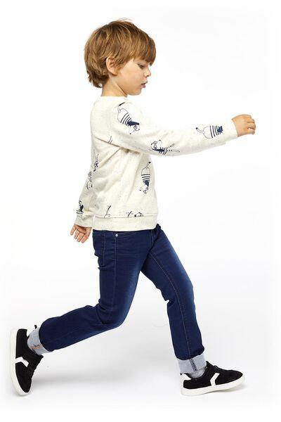 Kinder-Skinnyjeans dunkelblau 116 - 30770334 - HEMA