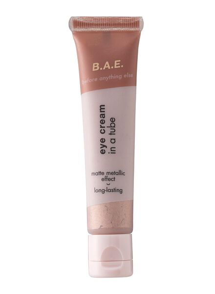 B.A.E. ombre à paupières crème 03 be bright 10 ml - 17700053 - HEMA