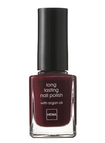 long-lasting nail polish - 11240221 - hema