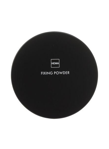fixation powder dark - 11295703 - hema