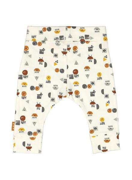 newborn trousers white white - 1000014181 - hema