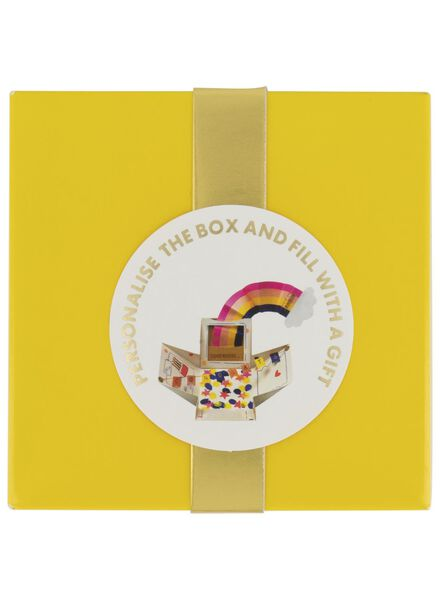 surprise gift box medium 10 x 10 x 10 cm - 14700263 - hema