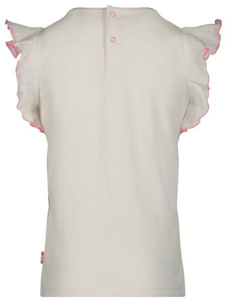 children's T-shirt white white - 1000019516 - hema