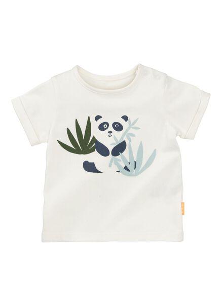 baby T-shirt white white - 1000007676 - hema