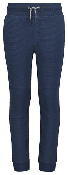 children's sweatpants blue blue - 1000019021 - hema