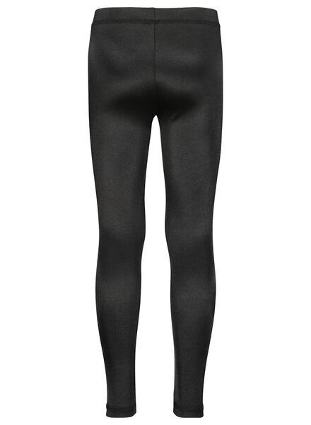 children's leggings black black - 1000017277 - hema