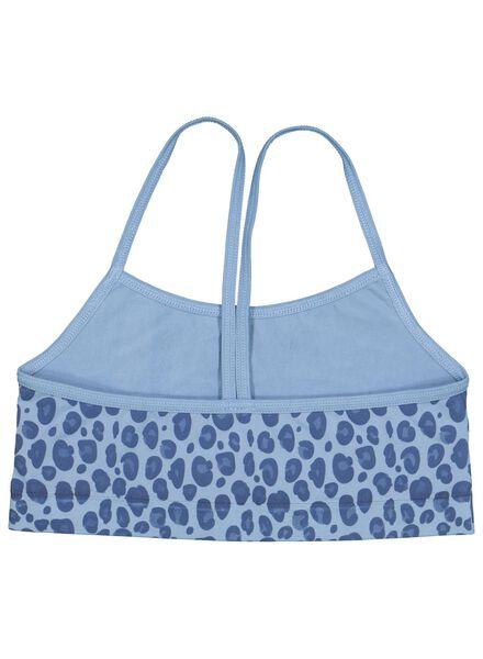 2-pack children's soft tops blue blue - 1000014983 - hema