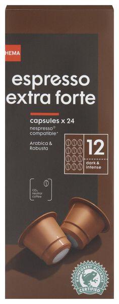 24er-Pack Kaffeekapseln Espresso extra forte - 17180007 - HEMA