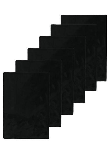 6er-Pack elastische Buchschoner - 14522239 - HEMA