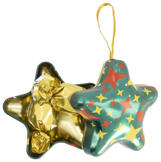 small tin containing chocolates - 10000153 - hema