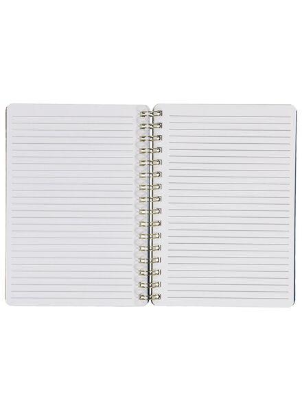 A5 ruled notebook - 14135707 - hema