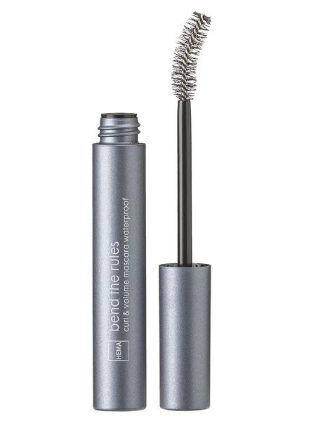 curl & volume mascara waterproof - 11210075 - hema