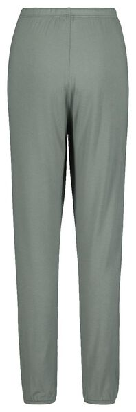women's pyjama bottoms light green light green - 1000018759 - hema