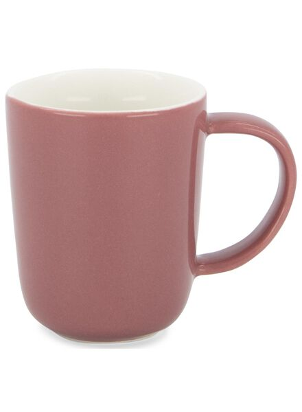 mug espresso Chicago - vieux rose 80 ml lilas - 9602100 - HEMA