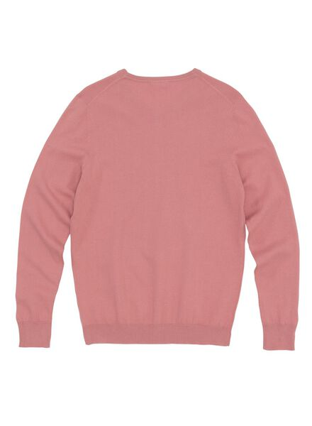 men's sweater pink pink - 1000005865 - hema