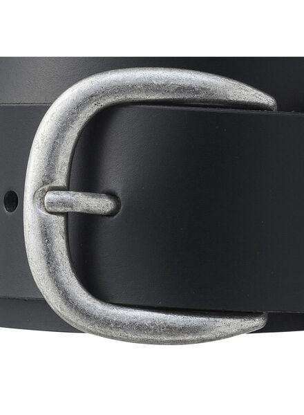 women's belt black black - 1000000850 - hema