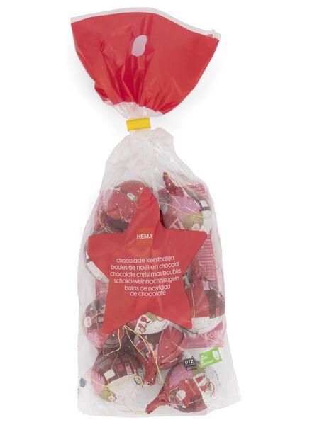 10 boules de Noël en chocolat - 10040226 - HEMA