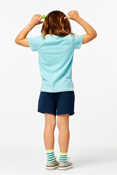 t-shirt enfant blue de mer blue de mer - 1000024050 - HEMA