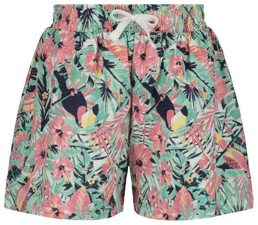 2-pack children's shorts multi2 multi2 - 1000019090 - hema