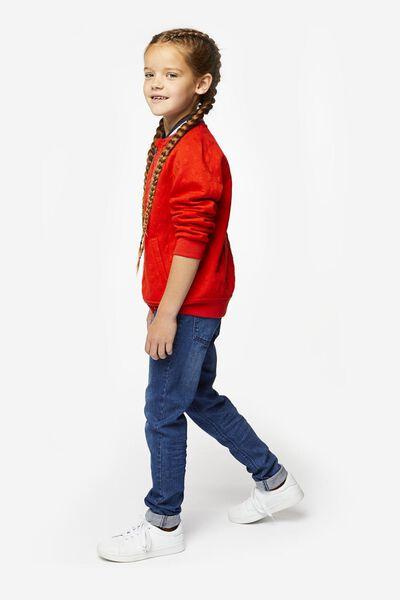 children's jeans skinny dark blue 98 - 30879820 - hema