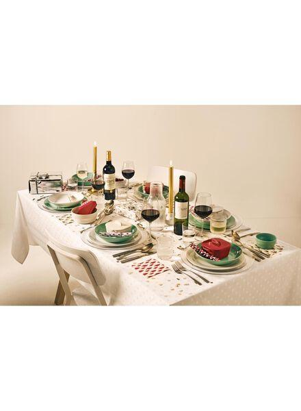 assiette plate Bergen 26cm - 9680000 - HEMA