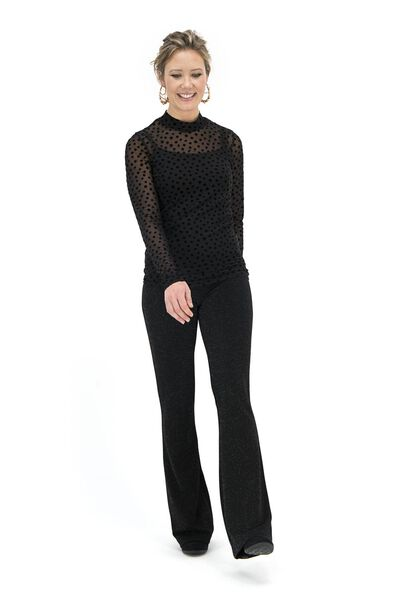 women's top black black - 1000017409 - hema