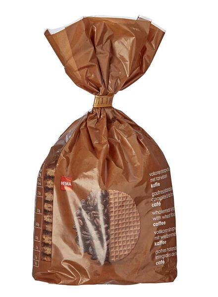 Lot de 10 gaufres hollandaises goût café - 10800007 - HEMA