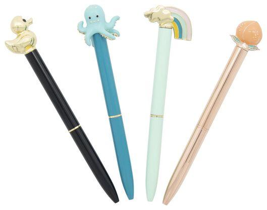 Kugelschreiber – blaue Tinte - 14478904 - HEMA
