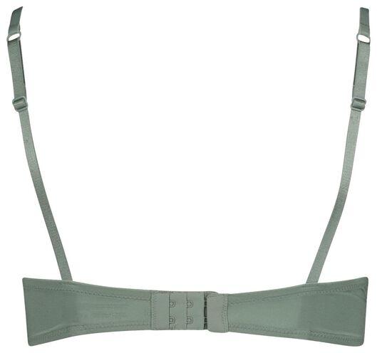 padded bra lace green green - 1000018608 - hema