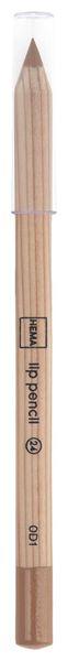crayon à lèvres brun clair - 11230124 - HEMA