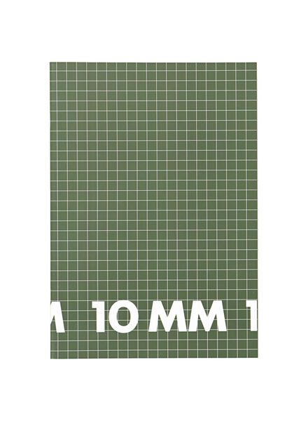 3 cahiers format A4-à carreaux 10 mm - 14101622 - HEMA