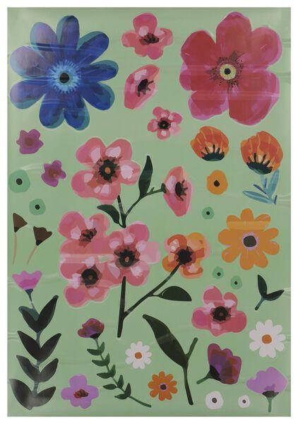 3 stickers muraux 72x50 - 25800146 - HEMA