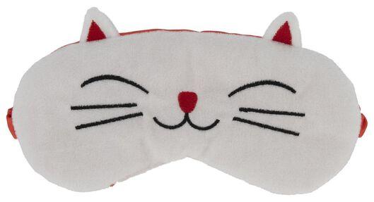 masque de sommeil chat - 61122271 - HEMA
