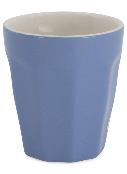 2 mugs 9 cl Mirabeau bleu - 9602108 - HEMA