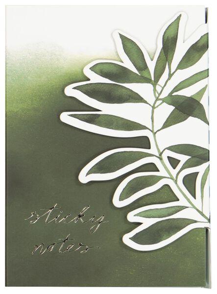 carnet mémos autocollants - feuilles - 14126715 - HEMA