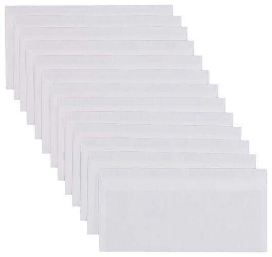 Image of HEMA 100 Envelopes DL (white)