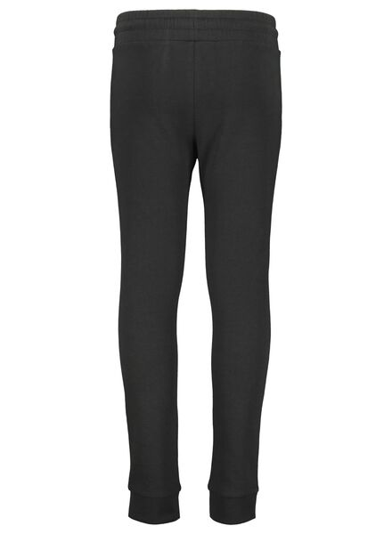 pantalon sweat enfant noir noir - 1000016749 - HEMA
