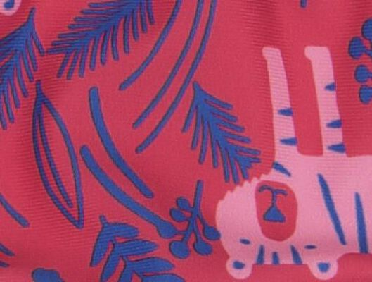 children's bikini triangle bright pink bright pink - 1000018222 - hema