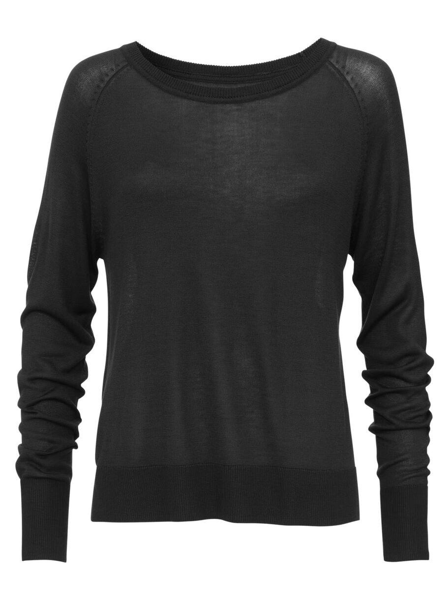 best website 9c415 e966e Damen-Pullover schwarz - HEMA