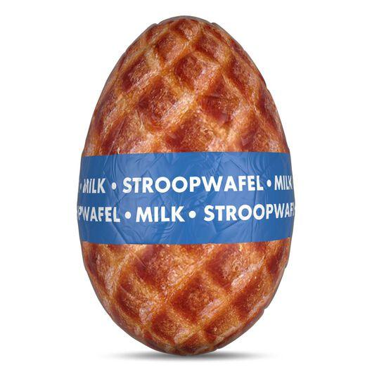 oeufs en chocolat au lait gaufre hollandaise 190g - 10091038 - HEMA