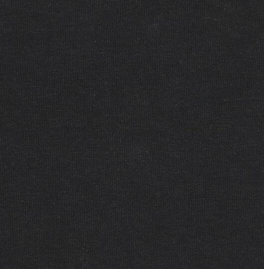 bodysuit organic cotton stretch black black - 1000017799 - hema