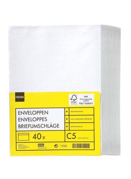 enveloppen C5 - 14110362 - HEMA