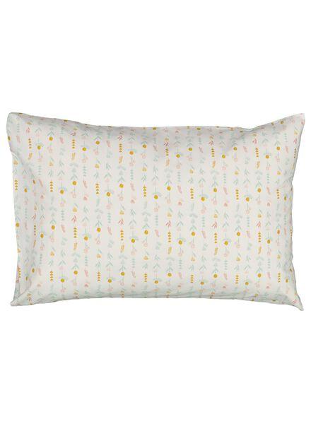 duvet cover children's bed 100x135 - flower - 33348248 - hema