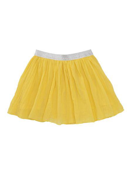 children's skirt yellow yellow - 1000008043 - hema