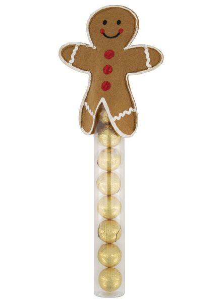 chocolat au lait avec mini-marionnette - 10040072 - HEMA