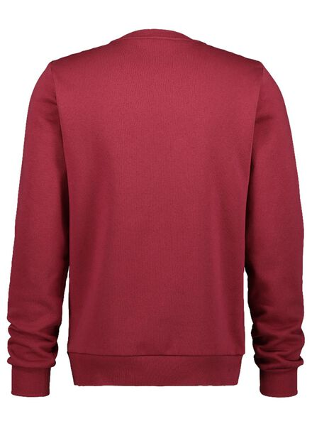 men's sweater Viktor&Rolf red red - 1000016938 - hema