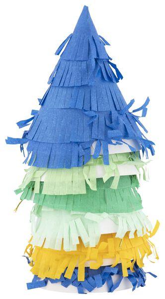 6 chapeaux de fête en papier - 14280122 - HEMA